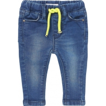 Noppies Pants jog denim Madison - maat 56