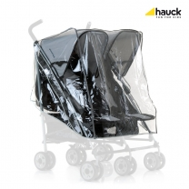 Hauck Raincover - Regenhoes (Turbo Duo/Roadster Duo SL/S
